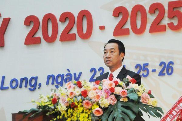 Ông Lữ Quang Ngời làm Chủ tịch Ủy ban Bầu cử tỉnh Vĩnh Long