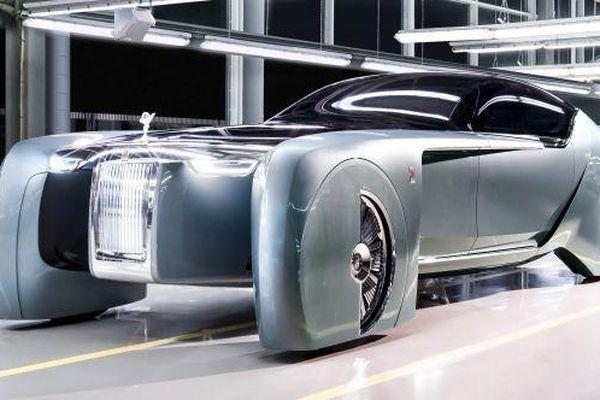 Hé lộ hình ảnh xe điện Rolls-Royce cực 'ngầu', đi hơn 500km một lần sạc