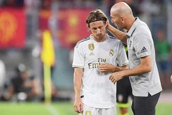 Real thất bại tại Siêu cúp Tây Ban Nha: Lỗi thuộc về Zidane?