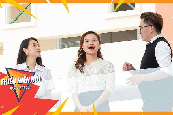 Lê Lộc tiết lộ những kỉ niệm 'cười ra nước mắt' khi tham gia chương trình Thiếu Niên Nói 2021