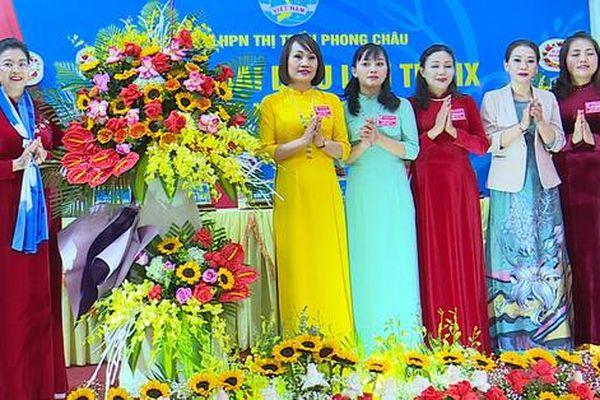 Hội LHPN thị trấn Phong Châu (Phú Thọ): Hỗ trợ vay vốn gần 12 tỷ, giúp 27 hộ thoát nghèo