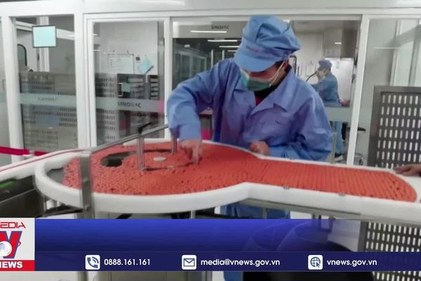 Campuchia sẽ sử dụng vaccine của Trung Quốc
