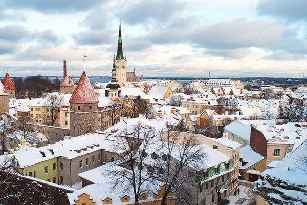 Phong cảnh mùa đông đẹp nhất thế giới