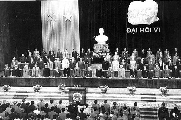 Lịch sử các kỳ Đại hội Đảng toàn quốc