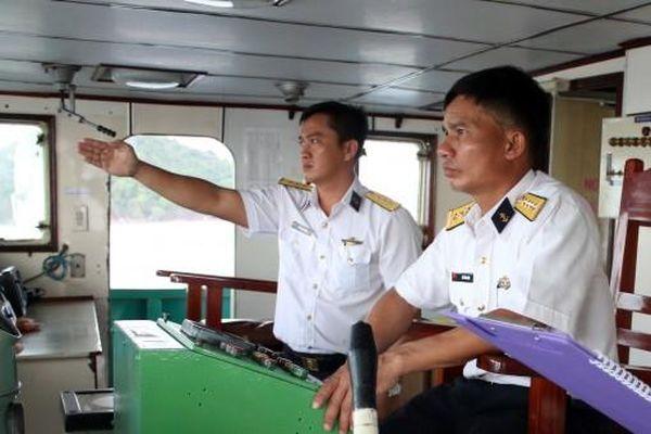 Thuyền trưởng tiêu biểu xuất sắc