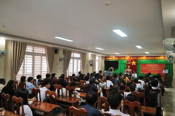 Khánh Hòa đạt 20 giải kỳ thi học sinh giỏi quốc gia