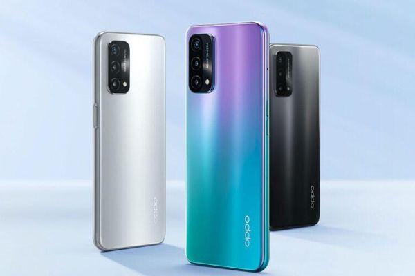 OPPO A93 5G ra mắt, hấp dẫn mức giá 7,1 triệu đồng