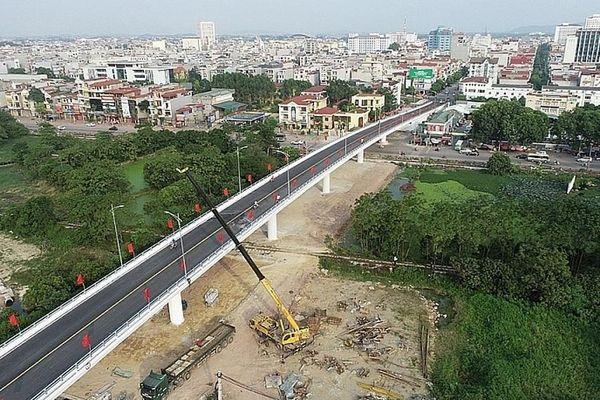 Chủ tịch UBND tỉnh Bắc Giang yêu cầu đẩy nhanh tiến độ các dự án lớn, trọng điểm