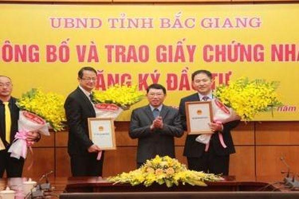 Foxconn đầu tư 270 triệu USD ở Bắc Giang