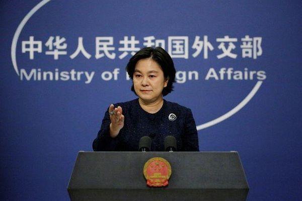 Trung Quốc tuyên bố sẽ trừng phạt quan chức Mỹ vì vấn đề Đài Loan