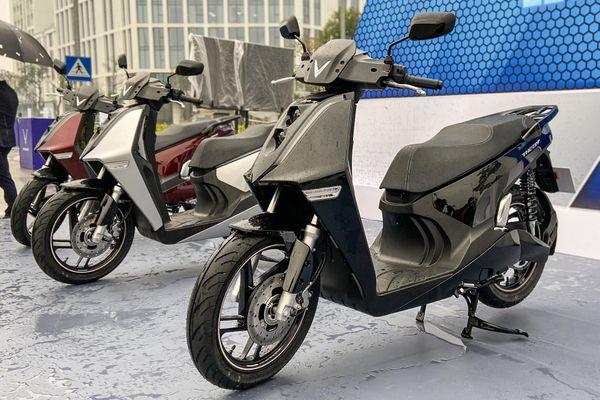 VinFast Theon có phải là đối thủ của Honda SH 125i ABS?