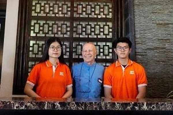 Trải nghiệm xuyên Việt của sinh viên ngành du lịch - khách sạn ĐH FPT