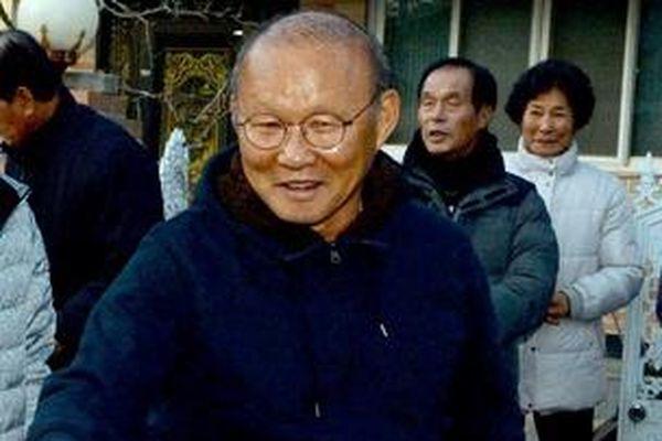HLV Park Hang-seo có thể đón Tết ở Việt Nam
