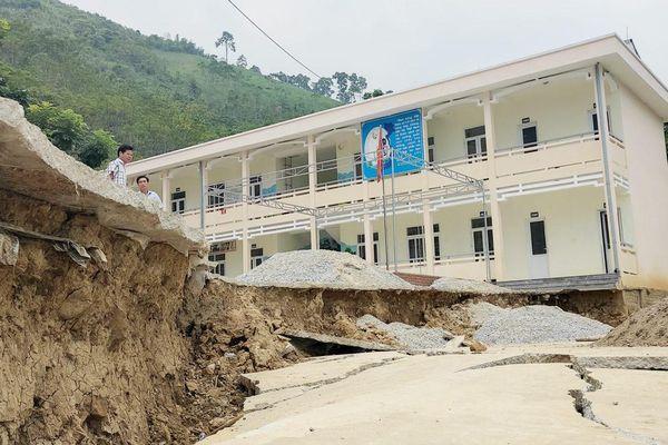 Thanh Hóa: 113 tỷ đồng khắc phục công trình hư hỏng do mưa lũ