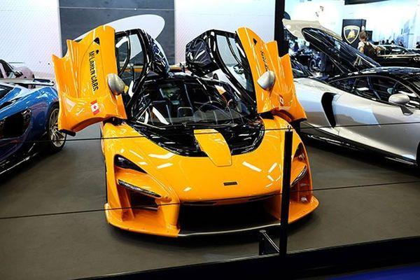 Lộ diện siêu xe McLaren Sabre dành riêng cho thị trường Mỹ