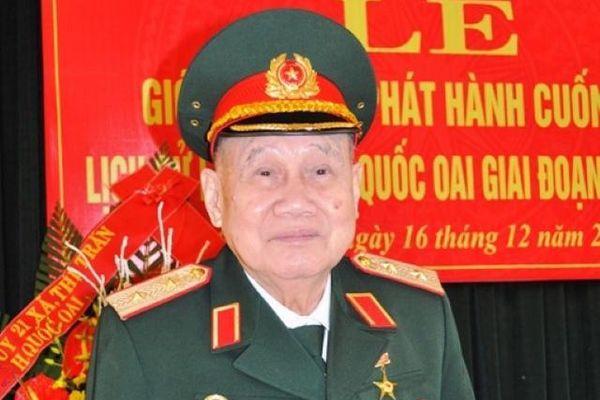 Trung tướng Phan Thu: Những ngày tháng không thể nào quên