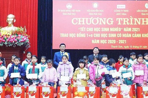 Phú Thọ tiếp tục đẩy mạnh phong trào thi đua khuyến học, khuyến tài