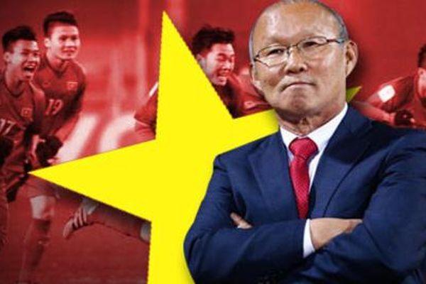 HLV Park Hang Seo quyết tâm cùng tuyển Việt Nam dự World Cup