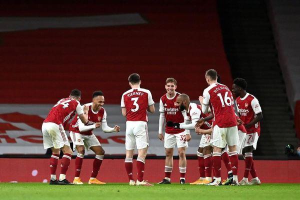 Arsenal thắng đậm, HLV Arteta mừng ra mặt