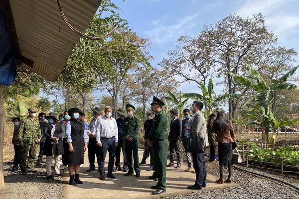 Đắk Lắk: Soát chặt, ngăn người nhập cảnh trái phép trước Tết Nguyên đán