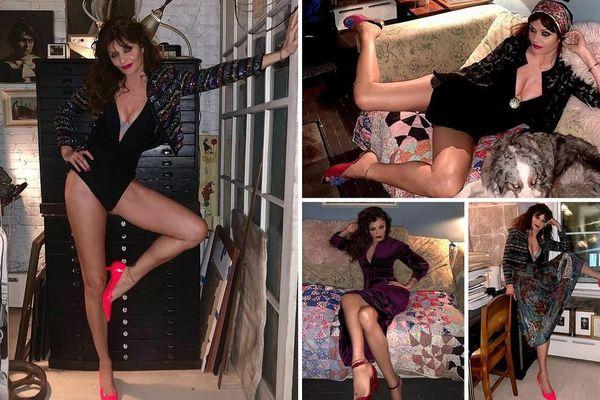 Siêu mẫu Helena Christensen 52 tuổi vẫn sở hữu hình thể 'bốc lửa' đáng ghen tỵ