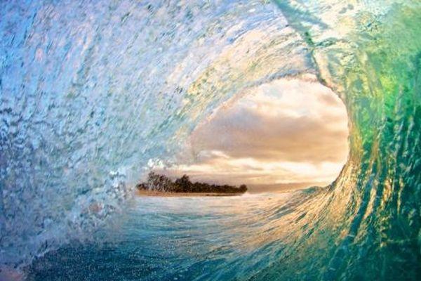 'Vẻ đẹp' và sự kỳ diệu của những con sóng biển
