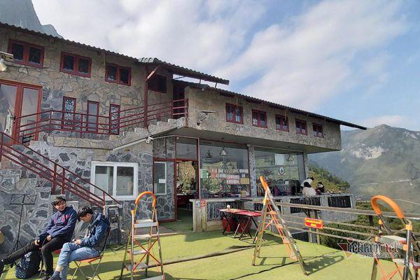 Công trình Panorama Mã Pì Lèng 'dính' loạt sai phạm sau cải tạo