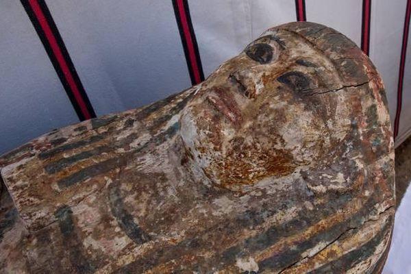 Bí ẩn xác ướp 3.000 năm tuổi trong ngôi đền cổ