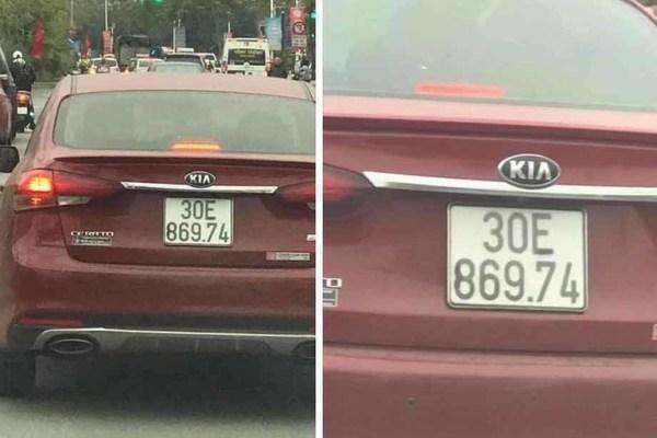 Phẫn nộ chủ xe sửa biển số 'gắp lửa bỏ tay người', CSGT: 'Không bắt quả tang sẽ phạt nguội'