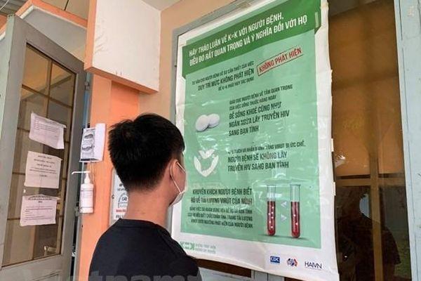 13.000 người mắc mới HIV mỗi năm: Quan ngại nhóm thanh thiếu niên
