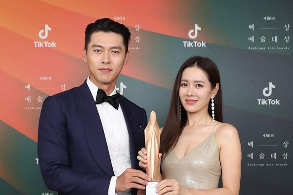 Hyun Bin - Son Ye Jin xác nhận dự lễ trao giải 'APAN Star Awards 2020' cùng nhau