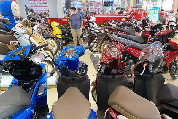 Ảnh hưởng Covid-19, sức mua xe máy năm 2020 giảm mạnh