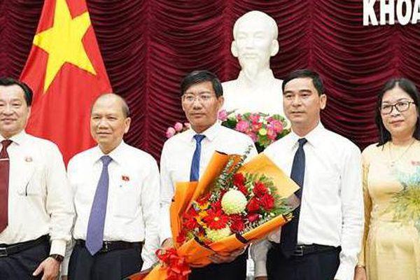 Bình Thuận có tân Chủ tịch UBND tỉnh
