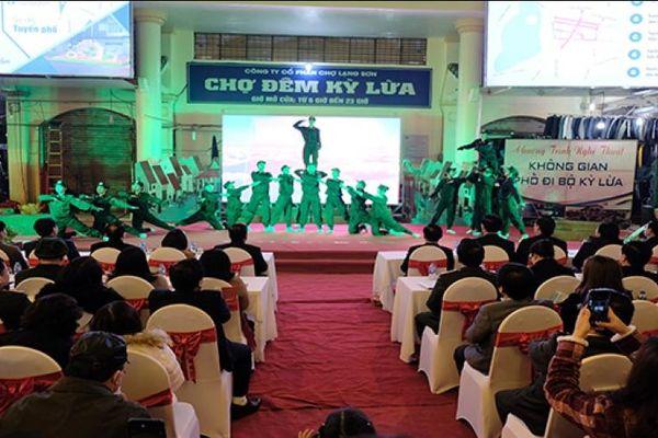 Lạng Sơn tổ chức chương trình nghệ thuật 'Vì bình yên biên cương Tổ Quốc'