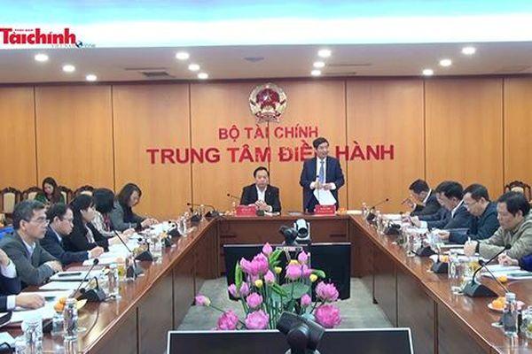 Đảng ủy Bộ Tài chính tổng kết công tác đảng năm 2020