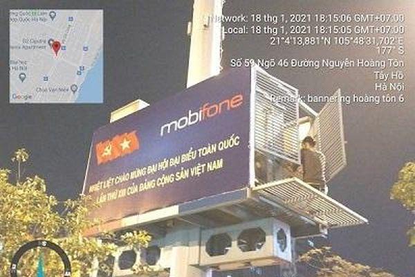 MobiFone đảm bảo thông tin mạng lưới phục vụ Đại hội Đảng XIII