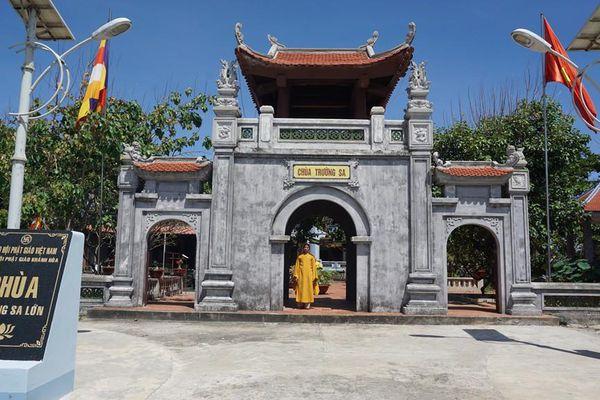 Bổ nhiệm 5 Tăng sĩ ra Trường Sa làm nhiệm vụ Phật sự
