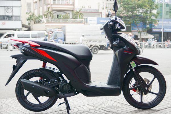 Honda Vision có giá gần 40 triệu đồng tại TP.HCM
