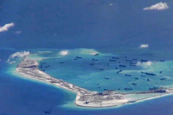 Nhật Bản gửi công hàm phản đối Trung Quốc vẽ đường cơ sở ở Biển Đông
