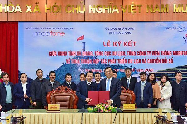 Hà Giang phát triển chuyển đổi số và du lịch thông minh