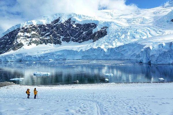 Nhiều phát hiện chứng minh Nam Cực từng 'xanh mướt' như Amazon