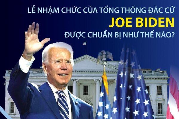 Ảnh hưởng bởi Covid-19, lễ nhậm chức của Tổng thống đắc cử Joe Biden được chuẩn bị như thế nào?