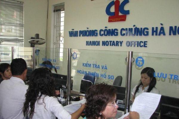 Hà Nội: Đẩy mạnh chuyển đổi Phòng công chứng đủ điều kiện sang tự chủ