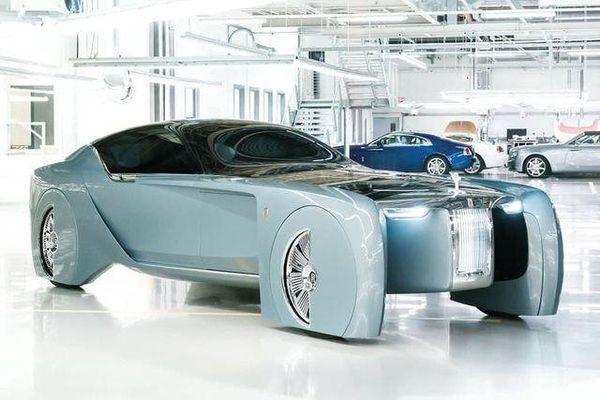 Rolls-Royce chuẩn bị ra xe chạy điện có thể tên Silent Shadow