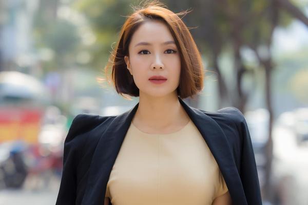 Hồng Diễm: Cuối phim 'Hướng dương ngược nắng', Châu còn bị ghét nhiều