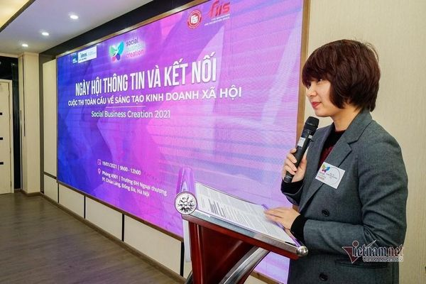 Cơ hội để sinh viên tham gia mạng lưới sáng tạo kinh doanh toàn cầu