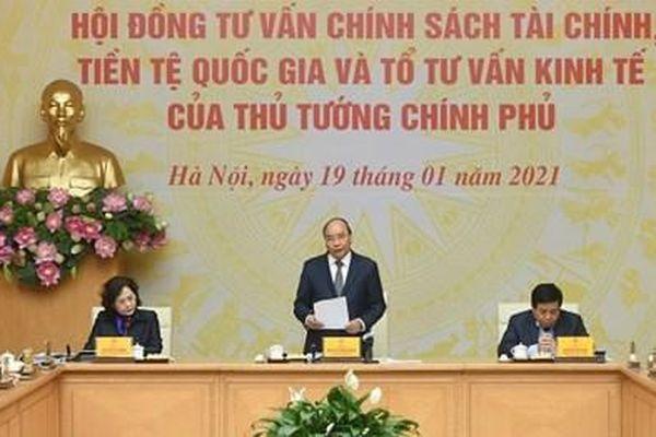 Thủ tướng: Chúng ta chấp nhận phải thay đổi cả thể chế pháp luật phát triển về kinh tế.