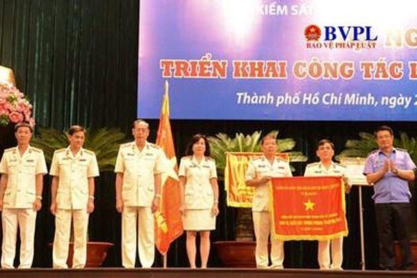 VKSND TP Hồ Chí Minh đón nhận danh hiệu 'Anh hùng Lao động'