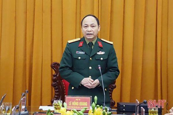 Tăng cường hướng dẫn kỹ năng ứng phó thiên tai cho người dân Hà Tĩnh