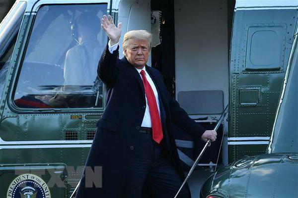 Tổng thống Mỹ Donald Trump thu hồi sắc lệnh cấm vận động hành lang